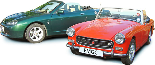 MG TF and MG Midget