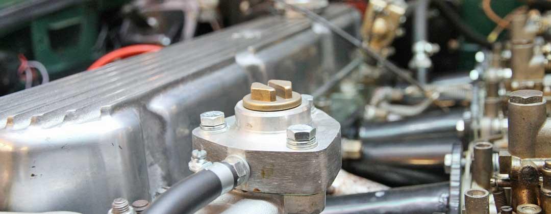 MGC engine detail