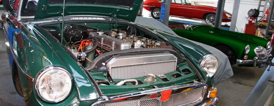 MGC Engine Service